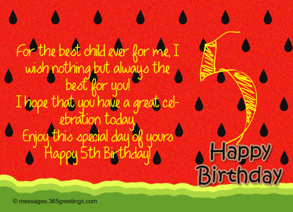 Best Birthday Wishes 365greetings – Birthday Greeting Sample