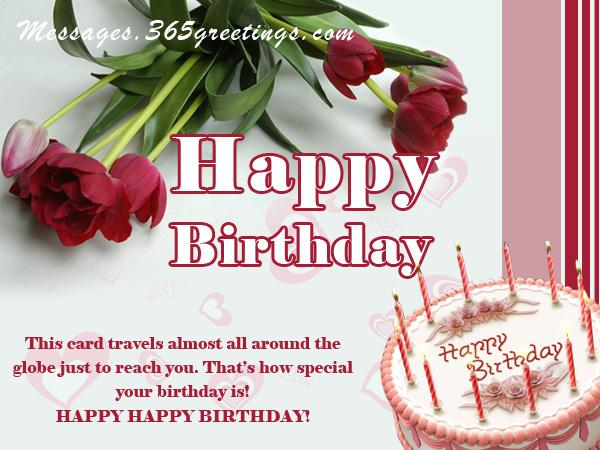 Best Birthday Wishes Messages Greetings and Wishes – Birthday Greeting Christian