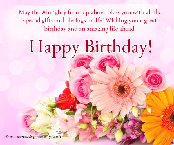 Happy birthday wishes and messages 365greetings birthday messages for friends m4hsunfo