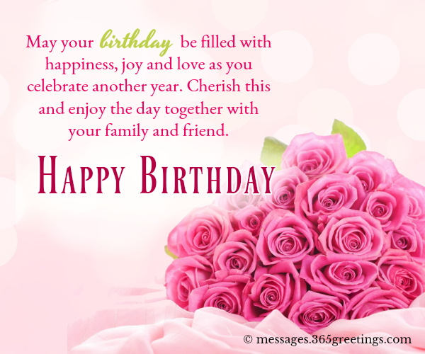 Happy birthday wishes and messages 365greetings birthday wishes images m4hsunfo