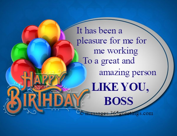 Birthday wishes for boss 365greetings happy birthday greetings for boss m4hsunfo