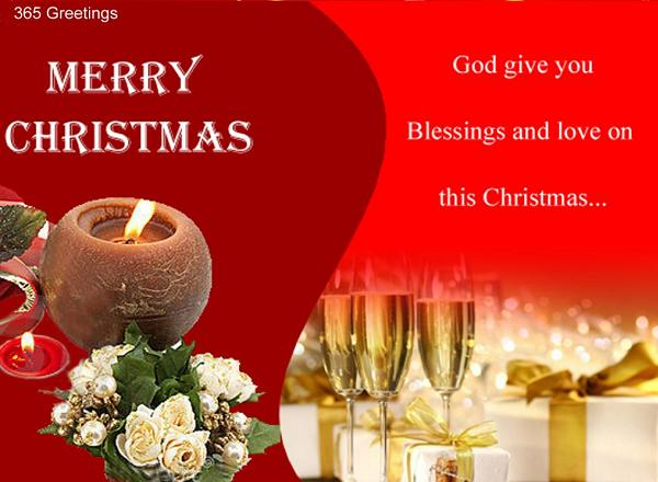 Top 100 christmas messages wishes and greetings 365greetings christmas card messages m4hsunfo