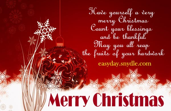 Top 100 christmas messages wishes and greetings 365greetings christmas wishes m4hsunfo