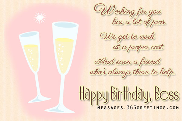 Funny Birthday Wishes for Boss, Funny Happy Birthday Quotes for Boss