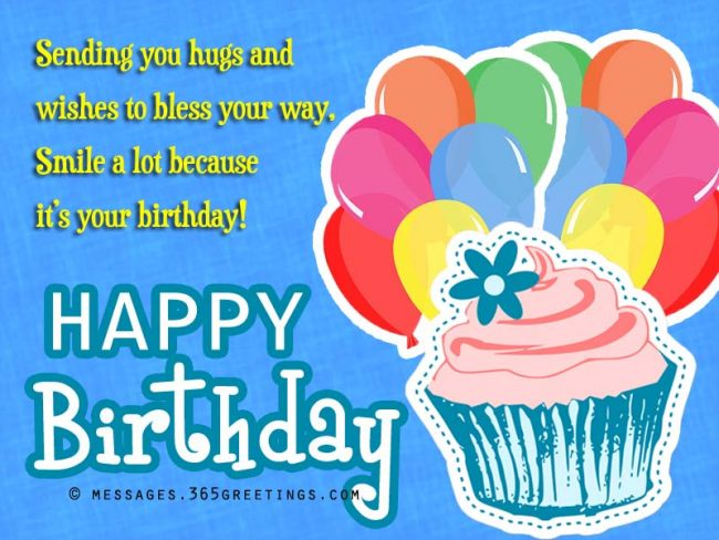 Happy birthday wishes and messages 365greetings happy birthday to you m4hsunfo