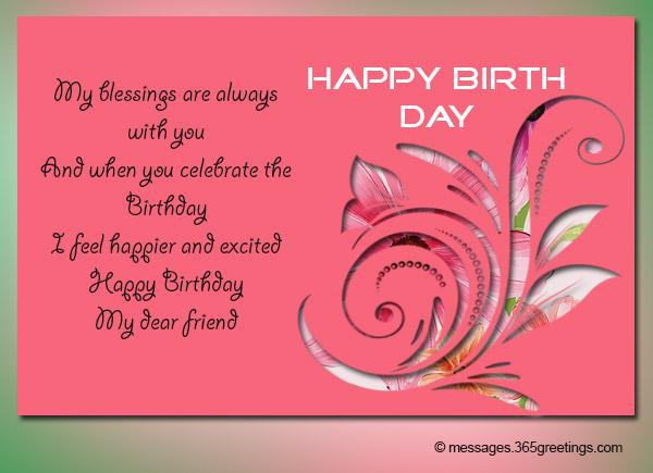 Happy Birthday Sms Greetings 365greetings