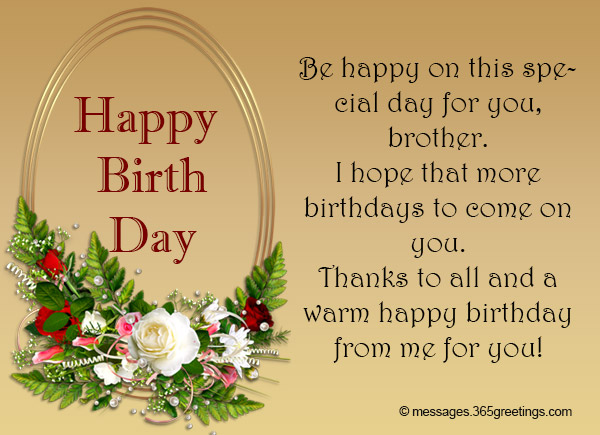 Happy birthday wishes greetings 365greetings happy birthday wishes greetings m4hsunfo