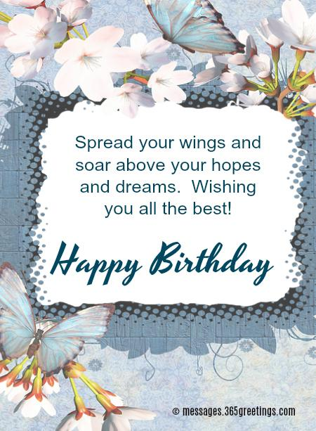 Happy birthday wishes and messages 365greetings happy birthday greetings m4hsunfo