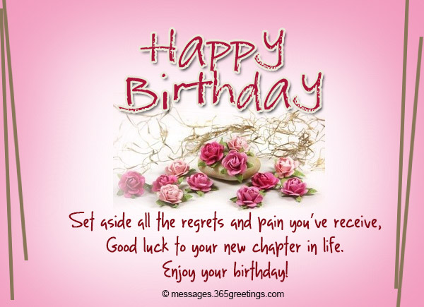 Inspirational Birthday Messages 365greetings – Birthday Cards for Someone You Love