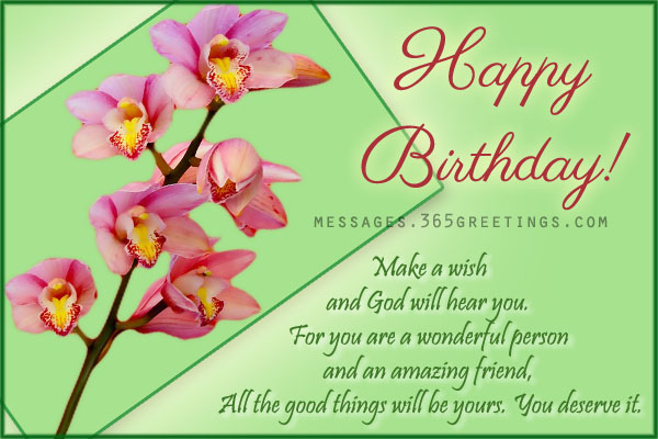 religiousbirthdaycard 365greetings – Religious Birthday Card Messages