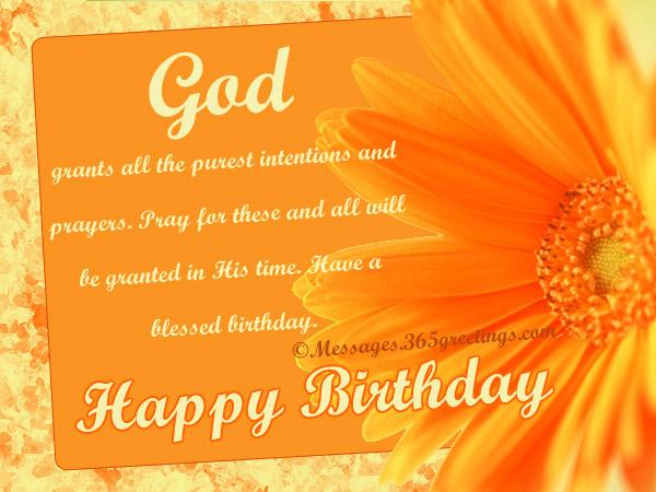 77 Birthday Wishes Religion