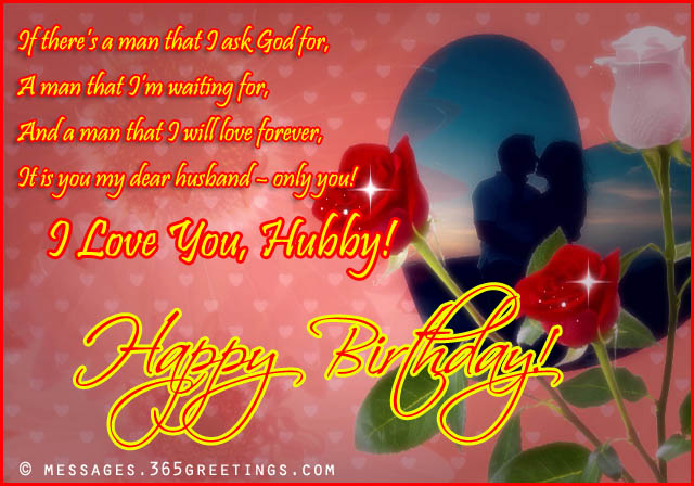 Birthday wishes for husband 365greetings birthday wishes for husband m4hsunfo