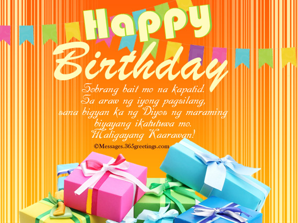 Tagalog birthday greetings for sister 365greetings tagalog birthday greetings for sister m4hsunfo