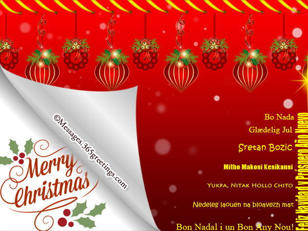 Merry christmas in different languages 365greetings christmas wishes in different languages m4hsunfo