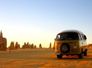 Traveling can be a great stress reliever. It will also enrich your experiences. Photo Credit: http://www.vwcampervanblog.com