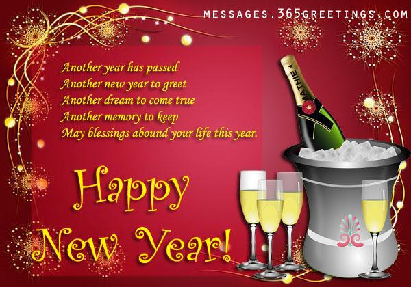 New Year Wishes, Messages and New Year Greetings - 365greetings.com