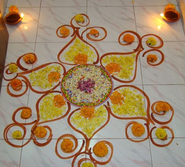 Rangoli Designs And Patterns