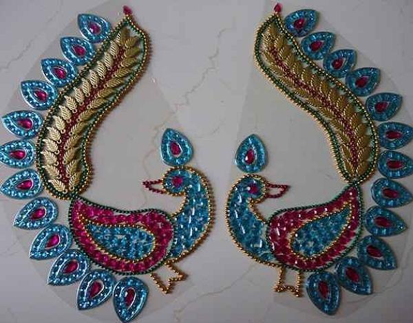 Kundan Beads Rangoli Diwali Rangoli Manufacturers And