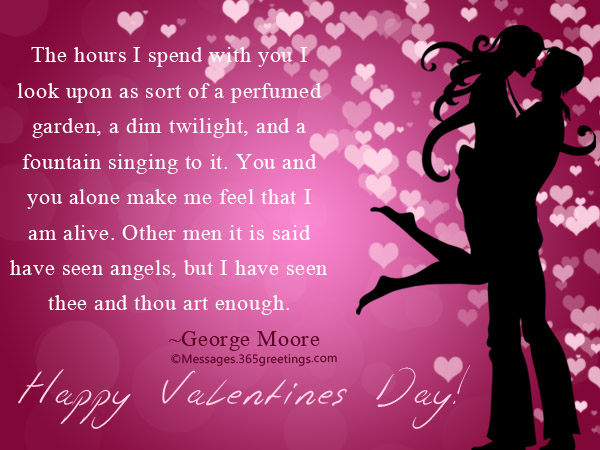 Valentines Day Messages Wishes and Valentines Day Quotes – Best Quotes for Valentines Cards