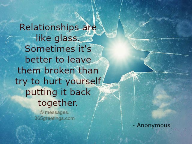Breakup Quotes - 365greetings com