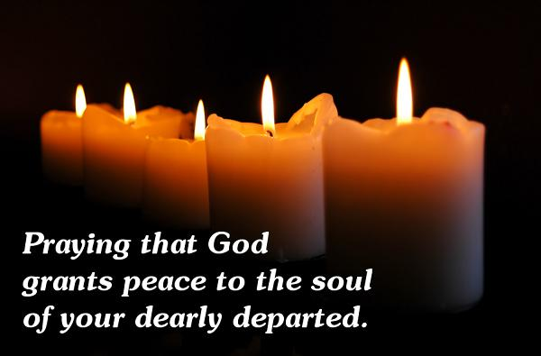 Condolence Messages  GreetingsCom