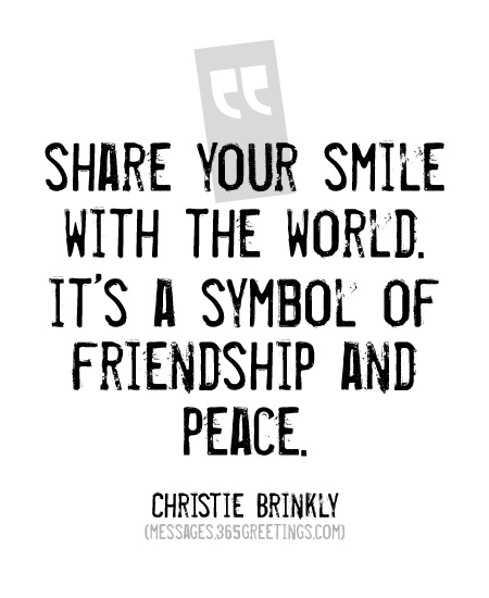 Top 60 Smile Quotes And Sayings With Image 60greetings Classy Quotes About Smile And Friendship