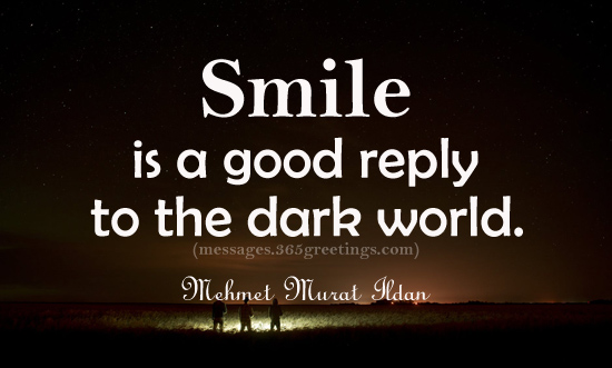 Top 90 Smile Quotes And Sayings With Image 365greetings Com