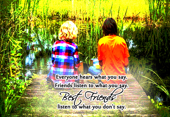 Best Friend Quotes  Messages, Greetings and Wishes