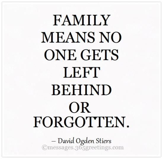 Family Quotes and Saying with Picture - 365greetings.com