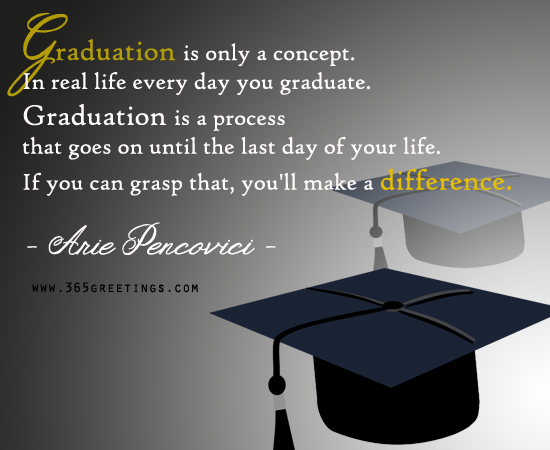 Graduation Quotes on Preschool Graduation Letter To Children