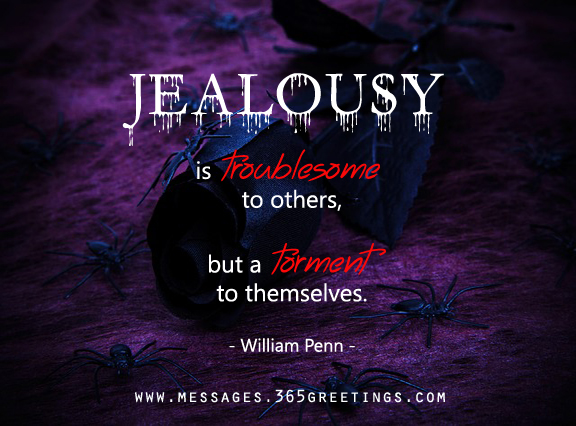 Jealousy Quotes 365greetingscom