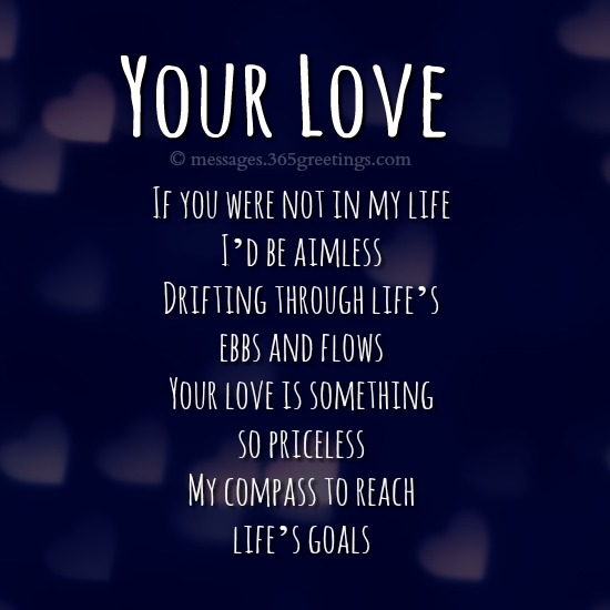 Love Poems for Her to Melt her Heart - 365greetings com