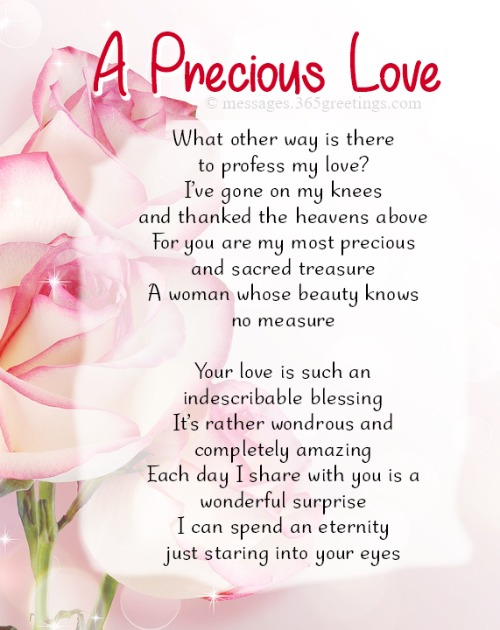 Love Poems For Her To Melt Her Heart 365greetingscom