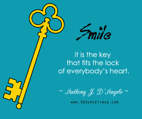 top smile quotes and sayings image greetings com