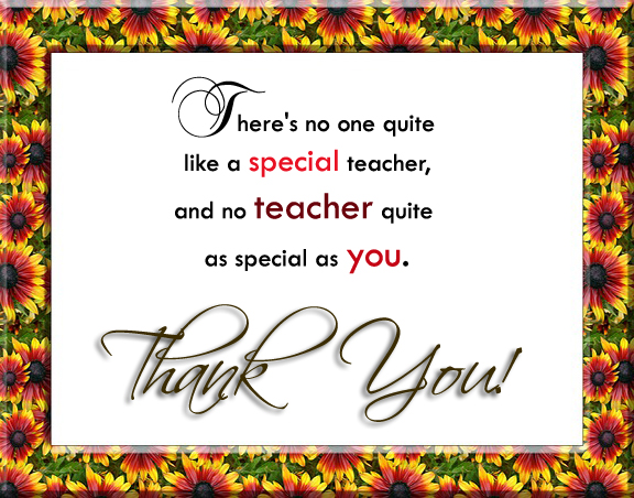 Thank You Quotes For Teachers For Boyfriend For Friends For Him For