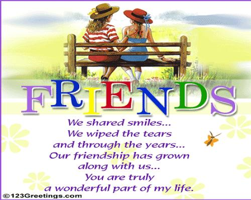 Friendship Quotes 365greetings Com