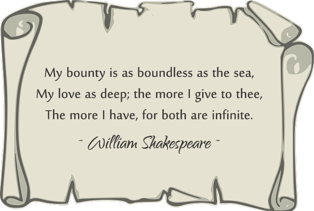 Essay shakespeare sonnets about love