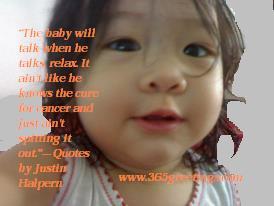Baby Quotes 365greetingscom
