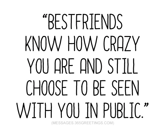 Funny Friendship Quotes with Images - 365greetings.com