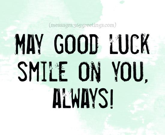 Inspiring Good Luck Quotes to Uplift One\'s Spirit ...