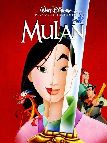 Mulan_1999_Cover