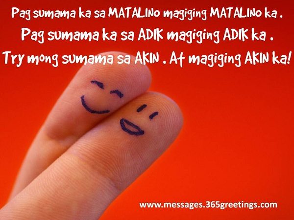 Pick Up Lines Tagalog - 365greetings.com
