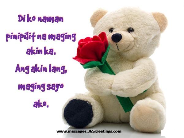 Sweet Tagalog Pick Up Lines