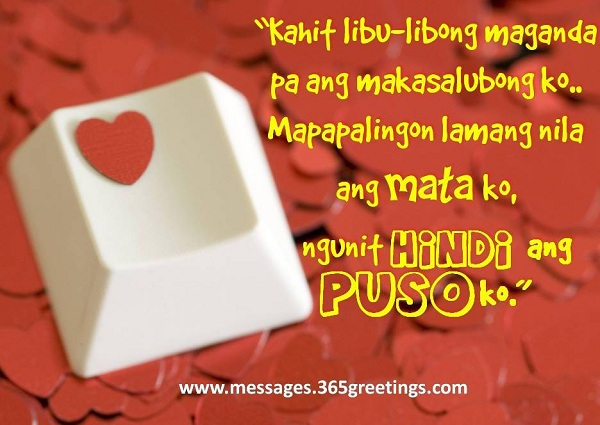 sweet lines for your girlfriend tagalog