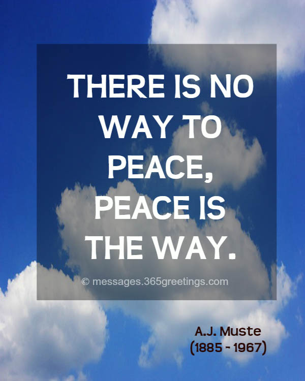 best-peace-quotes
