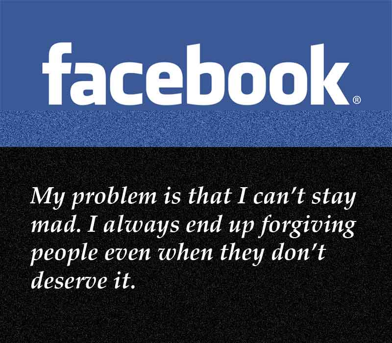 facebook quotes for status