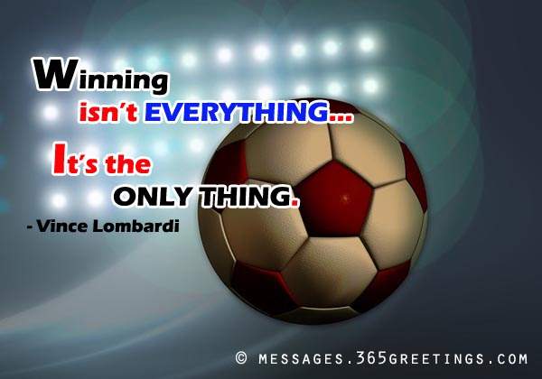 Famous Football Quotes 365greetings Com
