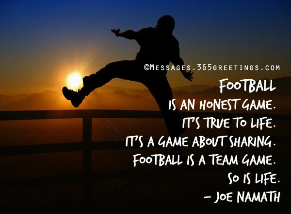 Great Football Quotes Fascinating Best And Famous Football Quotes And Sayings 48greetings
