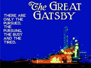 great gatsby image with quotes