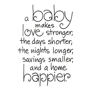 Baby Quotes 365greetingscom